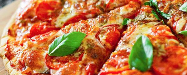 Pizzas italiennes de qualité