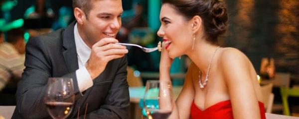 dîner en amoureux